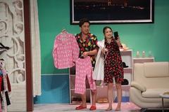 Mỹ nhân Việt sở hữu 50 tỷ tuột váy thành đồ ngủ trong trên truyền hình