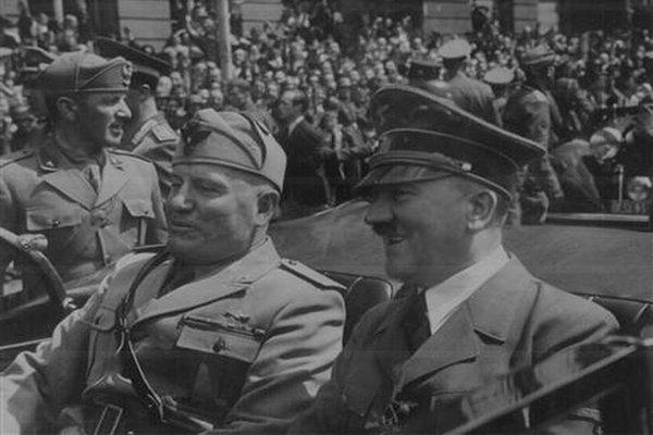 Ngày tàn của bạo chúa phát xít Mussolini