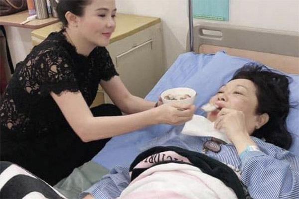 NSƯT Thanh Hằng nhập viện mổ khớp xương chậu