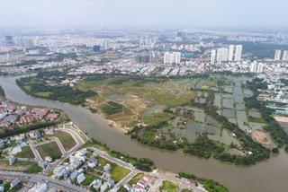 Nhà Bè sắp lên quận, sốt đất lan nhanh về Nam Sài Gòn
