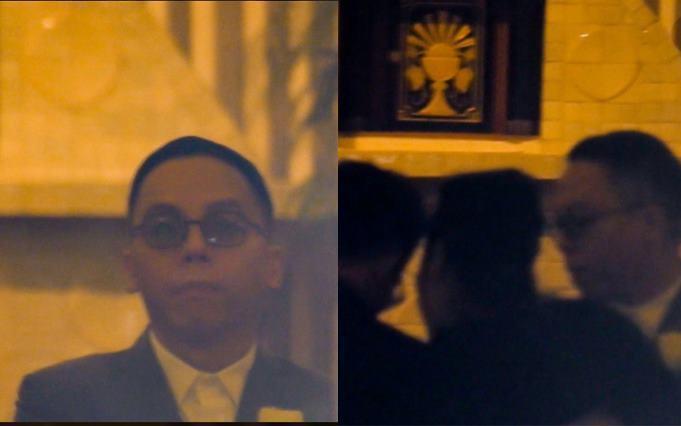 Tóc Tiên rạng rỡ bên Hoàng Touliver trong hôn lễ ở Đà Lạt