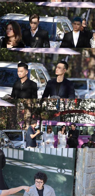 Tóc Tiên - Hoàng Touliver 'quẩy' ở tiệc cưới như mơ giữa đêm Đà Lạt