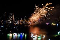 Đà Nẵng không tổ chức lễ hội pháo hoa quốc tế do dịch bệnh Covid-19