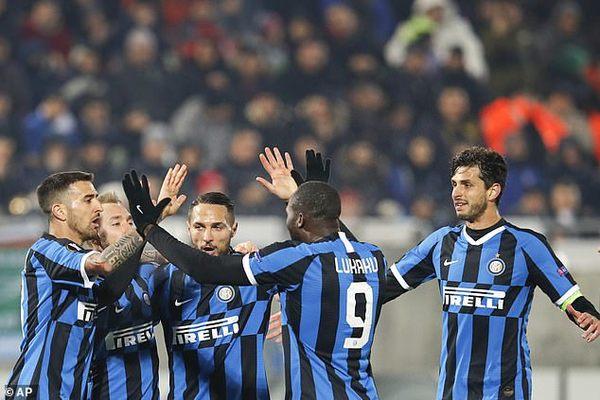 Inter Milan có thể phải hoãn cả trận Europa League vì covid-19