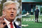 Phim Hàn 'Ký sinh trùng' thắng lớn ở Oscar, ông Trump bất ngờ chỉ trích