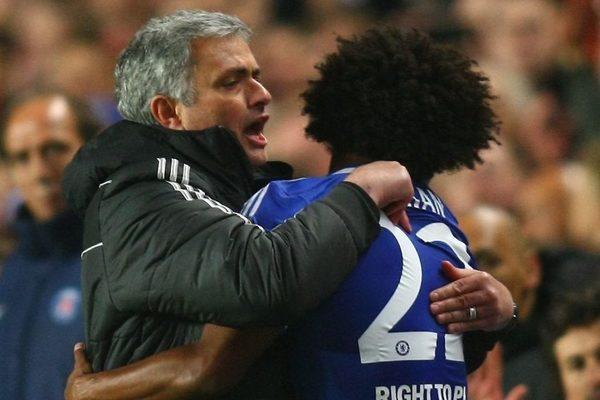Rời Chelsea, Willian muốn tái hợp thầy cũ Mourinho