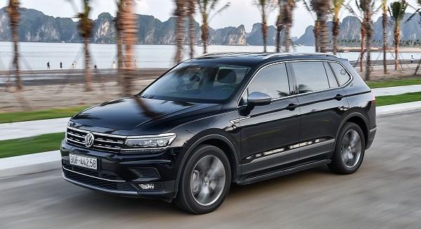 Mua xe Volkswagen, nhận ngay 100% phí trước bạ