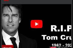 Rộ tin Tom Cruise bỏ mạng khi quay 'Nhiệm vụ bất khả thi 7'