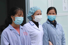 Three coronavirus patients leave hospital, 15 out of 16 cured