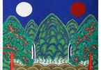 Cultural centre displays Korean folk paintings