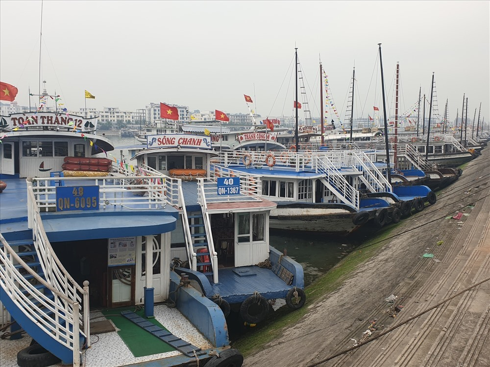 ha long,tuan chau,tour boats,coronavirus,ncov,covid-19,tourism