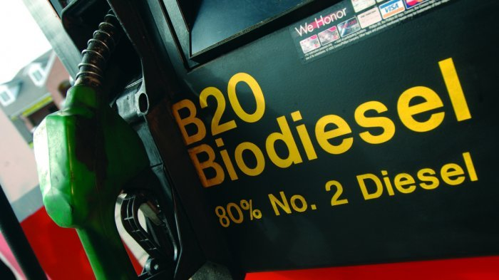Ford cho phép xe Transit sử dụng nhiên liệu tái chế từ dần ăn phế thải