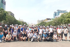 European tourists still flock to Vietnam despite covid-19