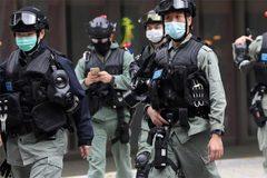 Hong Kong cách ly hàng chục cảnh sát nghi nhiễm Covid-19