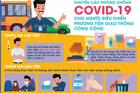 Bộ Y tế khuyến cáo 4 cách ngừa Covid-19 với lái xe công cộng
