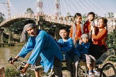 Khoảnh khắc đẹp của 4 con cưng nhà Lý Hải - Minh Hà