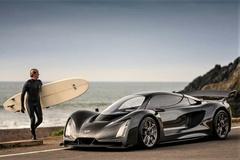 Siêu xe Mỹ sắp xô đổ kỷ lục tốc độ của Koenigsegg Regera