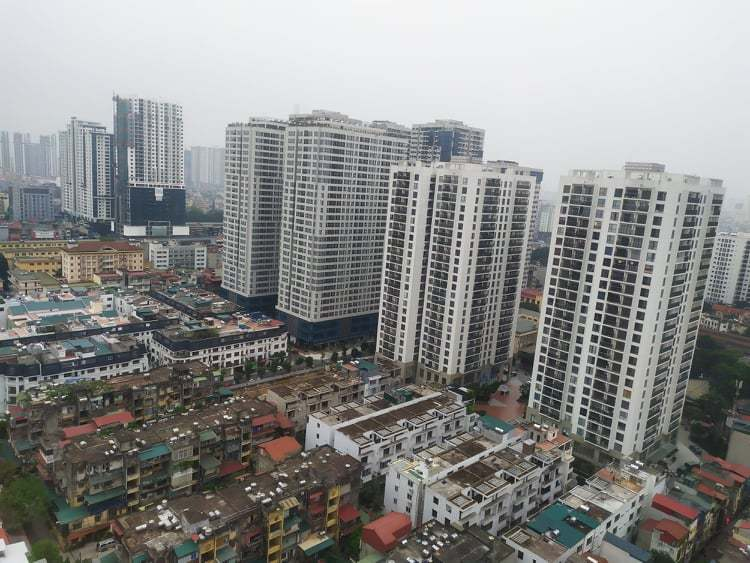 chung cư,giá đất