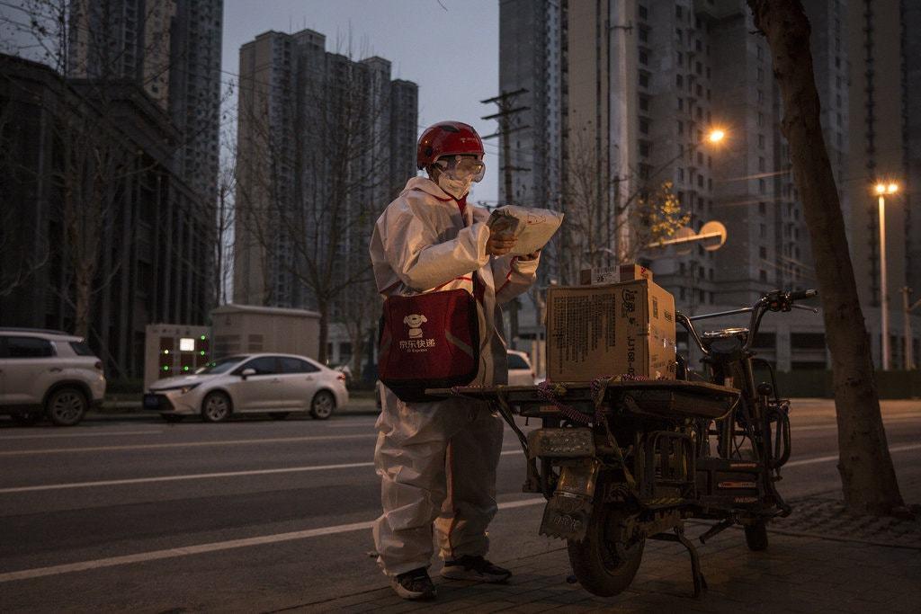 Những người hùng trên đường phố Vũ Hán