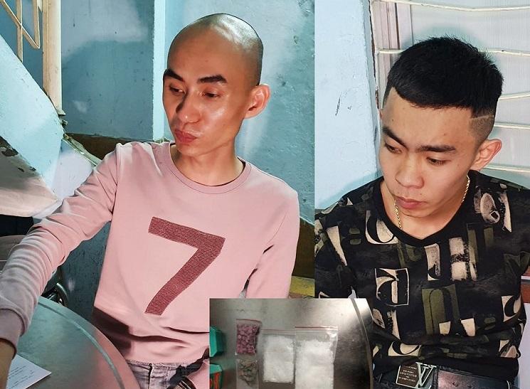 Kết thân trong trại giam, 2 thanh niên vừa ra tù lao vào bán ma túy