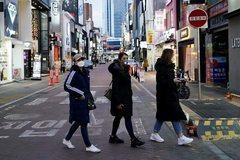 Số ca nhiễm Covid-19 tại Hàn Quốc tăng vọt, Italia có ca tử vong thứ hai