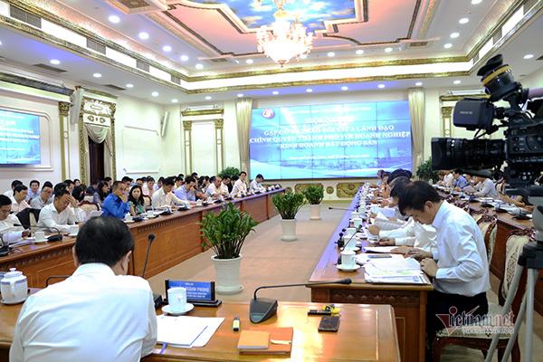 Hồ sơ dự án NOXH bị 'ngâm' gần 1 năm, Chủ tịch UBND TP.HCM chỉ đạo 'nóng'