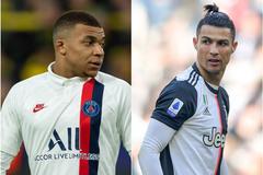 Juventus vung tiền lấy Mbappe về đá cặp Ronaldo