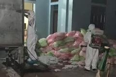 Thu mua 620 kg khẩu trang đã sử dụng ở Vĩnh Phúc mang về nhà giấu