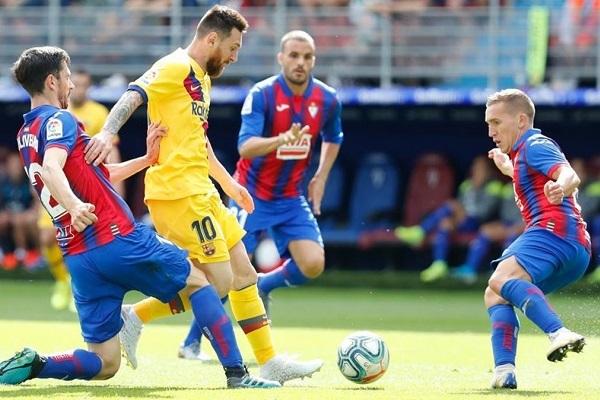 Trực tiếp Barca vs Eibar: Chạy đà cho đại chiến