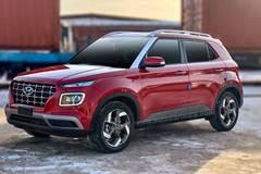 Ô tô SUV Hyundai mới, giá chỉ 218 triệu