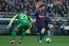 Barca 3-0 Eibar: Messi lập hat-trick (H2)