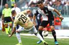 Trực tiếp SPAL vs Juventus: Ronaldo tái xuất