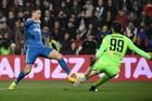 SPAL 0-0 Juventus: Ronaldo nã đại bác bất thành (H1)