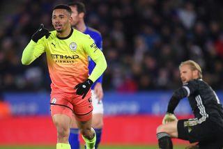 Man City hạ Leicester nhờ pha ghi bàn của siêu dự bị