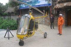 Chuyện ít biết về thợ cơ khí từng chế tạo trực thăng 'made in Việt Nam'