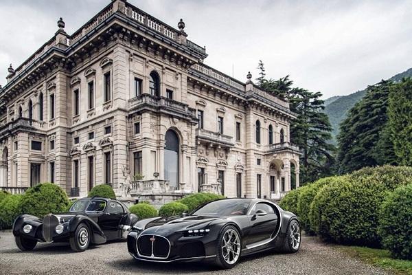 Những mẫu concept ấn tượng nhất của Bugatti