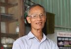 Cựu binh Hà Tĩnh dành dụm lương hưu tặng quà cho bệnh nhân nghèo