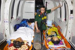 TP.HCM đưa trực thăng ra quần đảo Trường Sa cứu 2 ngư dân bị nạn
