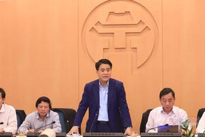 Lo ngại Covid-19, Chủ tịch Hà Nội khuyến cáo hạn chế đi quán bar, karaoke