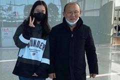 Thầy Park âm thầm từ Hàn Quốc trở lại Việt Nam
