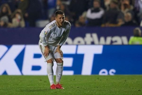 Real Madrid nhận trái đắng, Eden Hazard nghỉ gần hết mùa giải