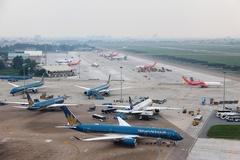 Dịch Covid-19 khiến hàng không Việt thất thu 25.000 tỷ đồng