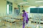 Chuẩn bị đón học sinh trở lại trường đầu tháng 3