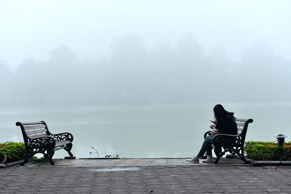 Dự báo thời tiết ngày 24/2, Hà Nội ấm lên, trời nồm ẩm khó chịu