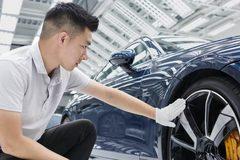 Doanh số bán xe nửa đầu tháng 2 tại Trung Quốc giảm 92%