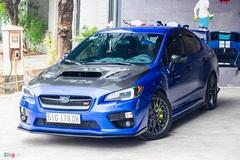 Chủ xe chi hơn 1 tỷ đồng độ Subaru WRX STI lên 500 mã lực tại TP.HCM