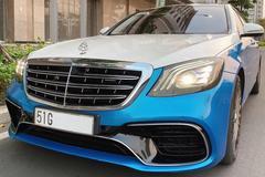 Diệp Lâm Anh rao bán Mercedes-Maybach S450 với lời hứa tặng kèm túi hàng hiệu