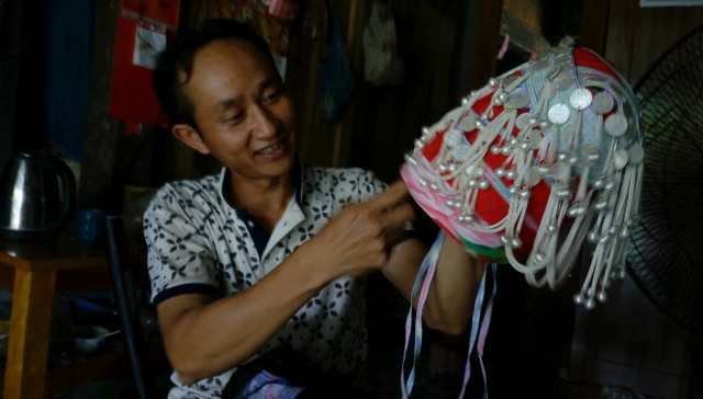Nơi duy nhất Việt Nam, chế bạc Tiên nữ làm ra 1 bộ váy áo giá 50 triệu