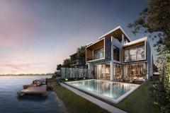 3 yếu tố đắt giá tạo nên sức hút của biệt thự đảo Ecopark - The Island