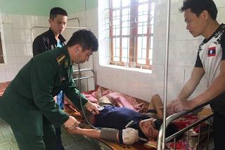 Thanh niên ở Nghệ An ăn lá ngón tự tử, được đồn biên phòng cứu